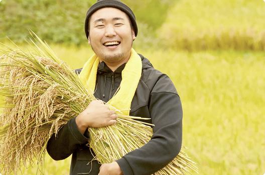 地産地消から、「地消地産♥」へ農家支援サービス