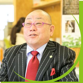 取締役副社長 谷則男(たにのりお)