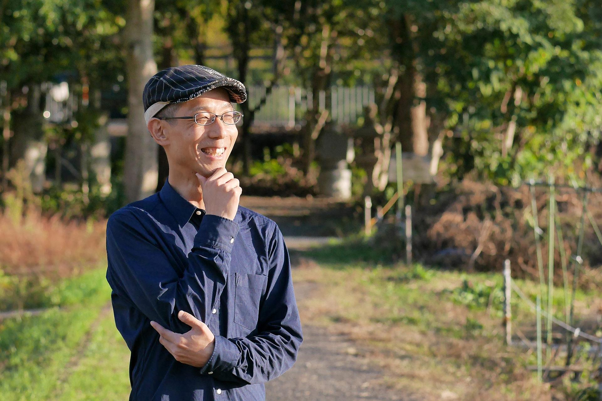 マイファームタイムス つくる通信|都会育ちが自然農の先生と呼ばれるまで【前編】