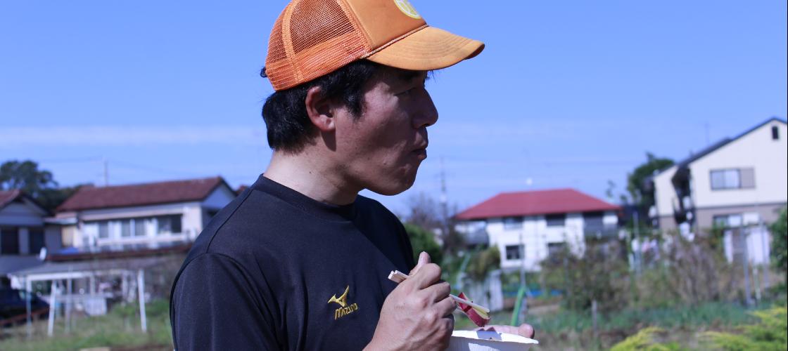 マイファームタイムス スタッフコラム|自然産業を仕事にして10年間の体感値   ヒトユニット 第3チームチームリーダー  田村征士