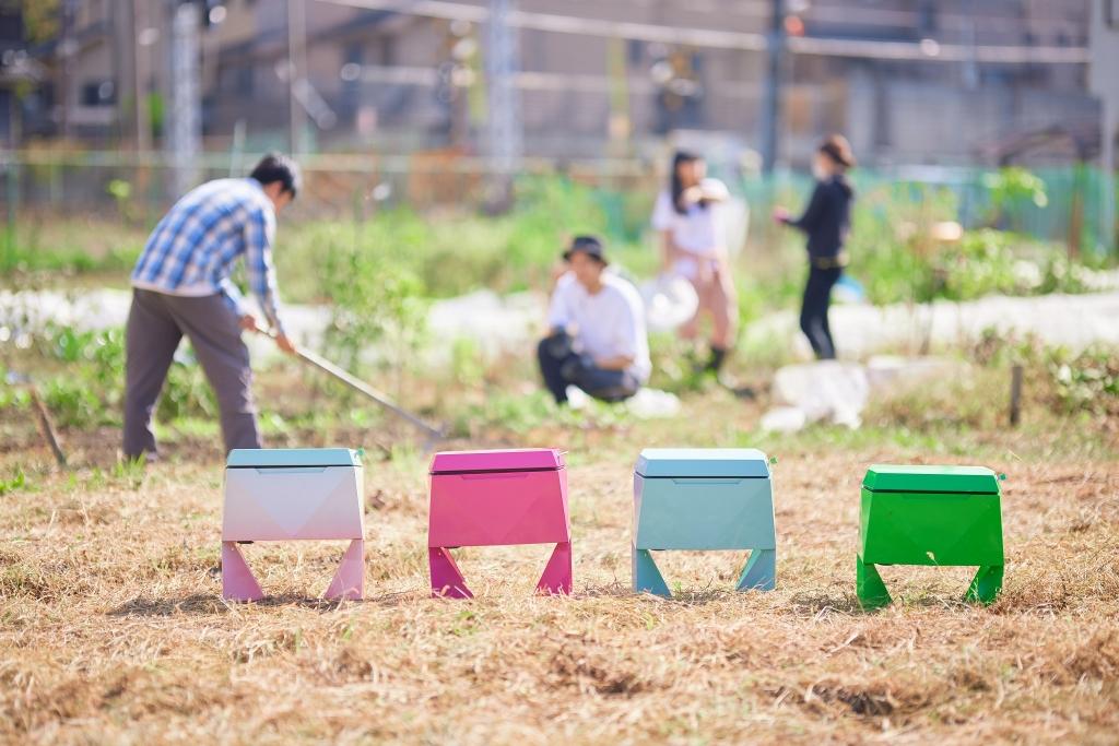 空き地と野菜づくりしたいヒトをマッチング「ハタムスビ」